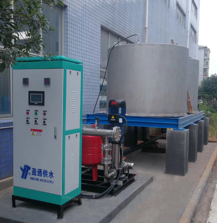 湘潭宏大真空技术股份有限公司定制湖南盈通恒压变频供水设备