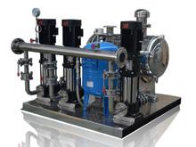 无负压(管网叠压)供水设备