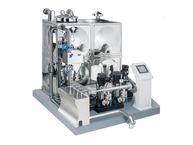 差量补偿箱式无负压供水设备